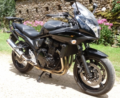 Photo vente Suzuki Bandit   650