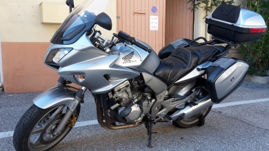 Photo vente Honda CBF Travel EDIT 1000