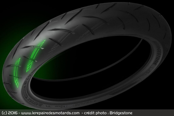 Pneumatique Bridgestone S21