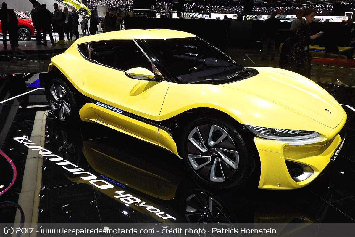 Salon international de l 39 auto de gen ve retour sur les - Salon de l auto geneve ...