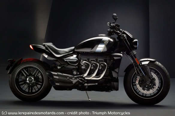 Triumph Rocket III TFC Edition