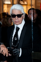 Culture : Allemagne Karl Lagerfeld