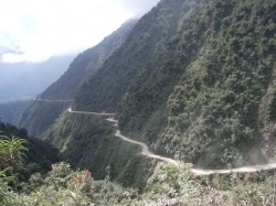 Route des Yungas (Photo : celineo)