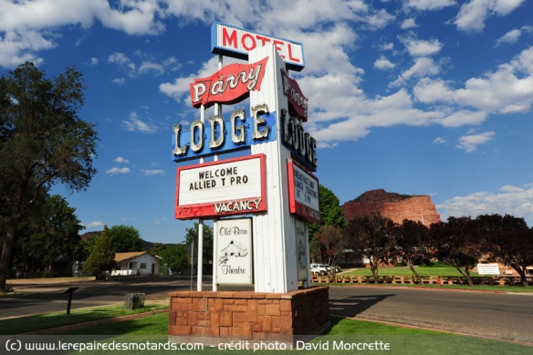 Motel et Lodge