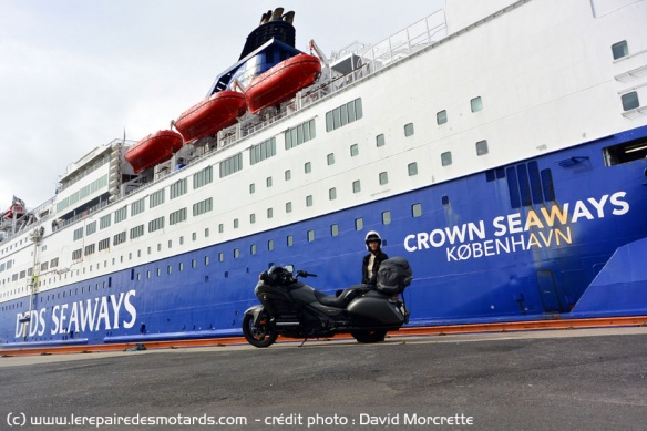 Compagnie de ferry DFDS Seaways